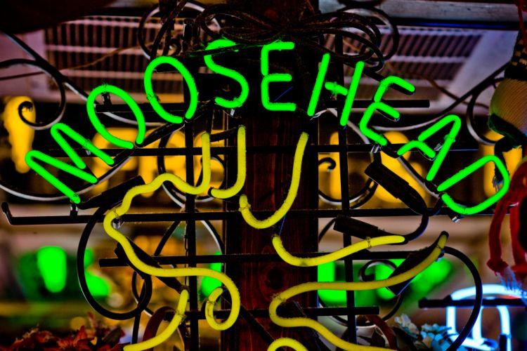 beer alcohol drink poster neon sign light wallpaper