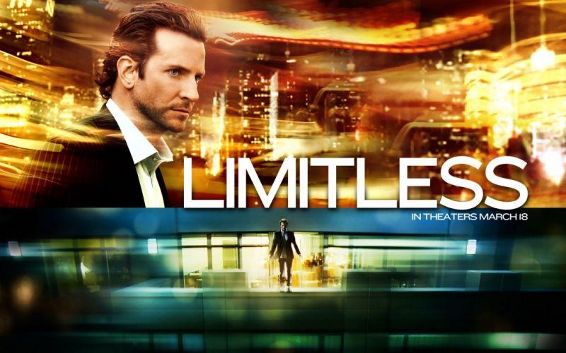 movies Bradley Cooper Limitless wallpaper