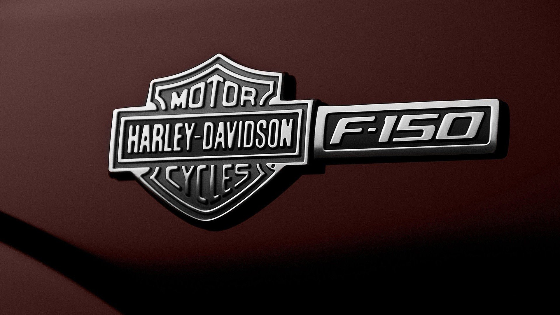 Harley Davidson Emblems For F
