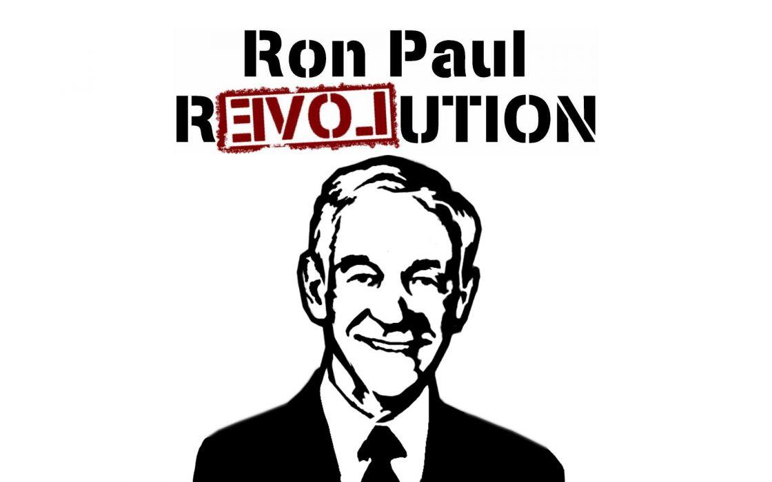 revolution USA Ron Paul wallpaper