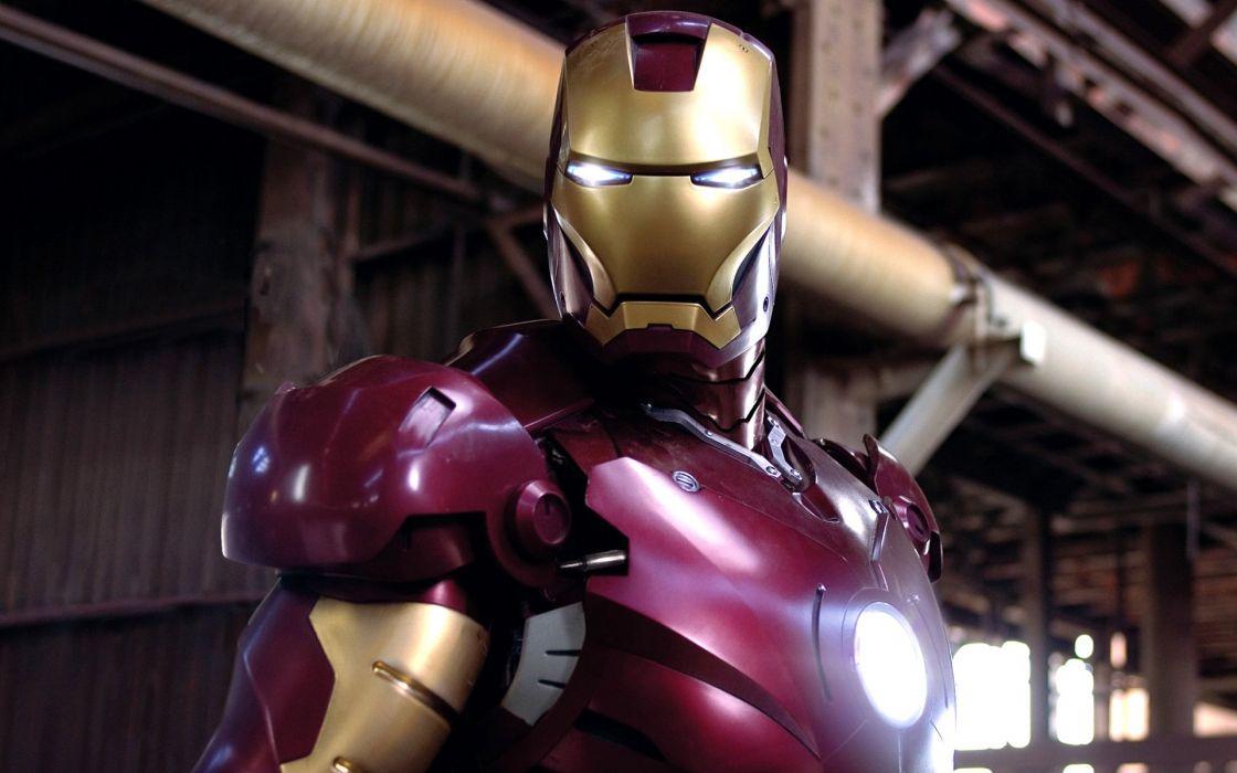 Iron Man Tony Stark Marvel The Avengers (movie) wallpaper