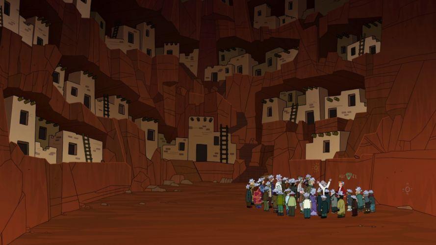 Futurama screenshots wallpaper