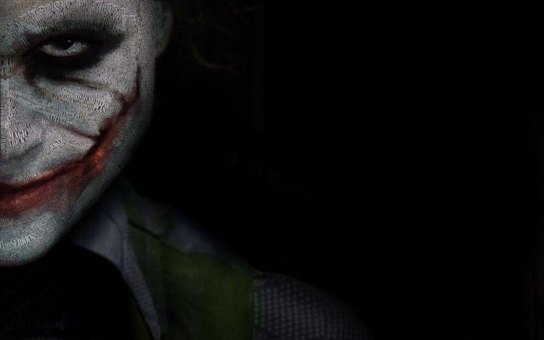 Joker The Dark Knight Wallpaper x