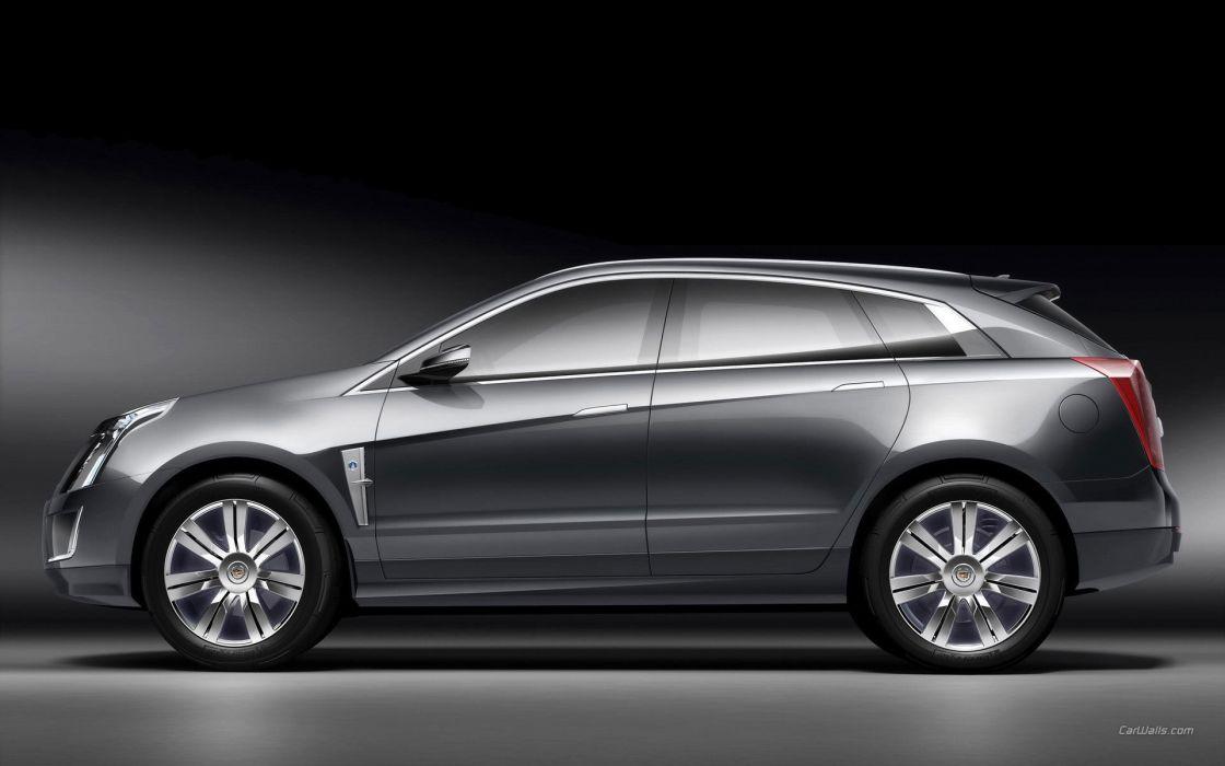cars concept art Cadillac wallpaper