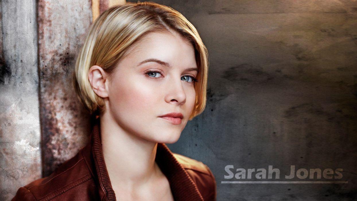 women Alcatraz Sarah Jones wallpaper