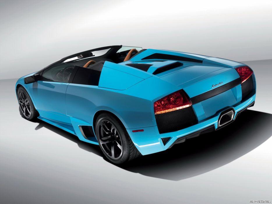 Lamborghini Lamborghini Murcielago roadster Lamborghini Murcielago LP640 auto wallpaper
