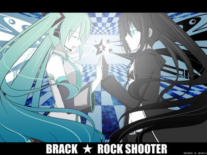 Vocaloid Black Rock Shooter Hatsune Miku wallpaper