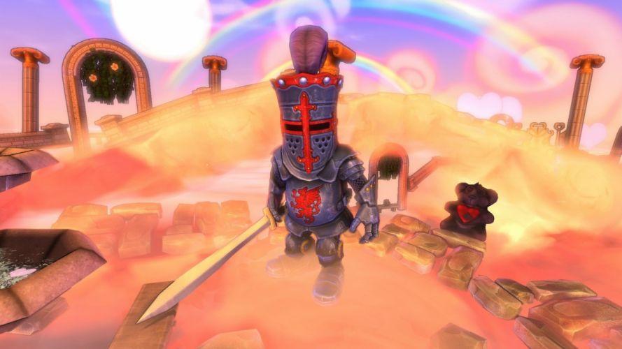 video games Dungeon Defenders wallpaper