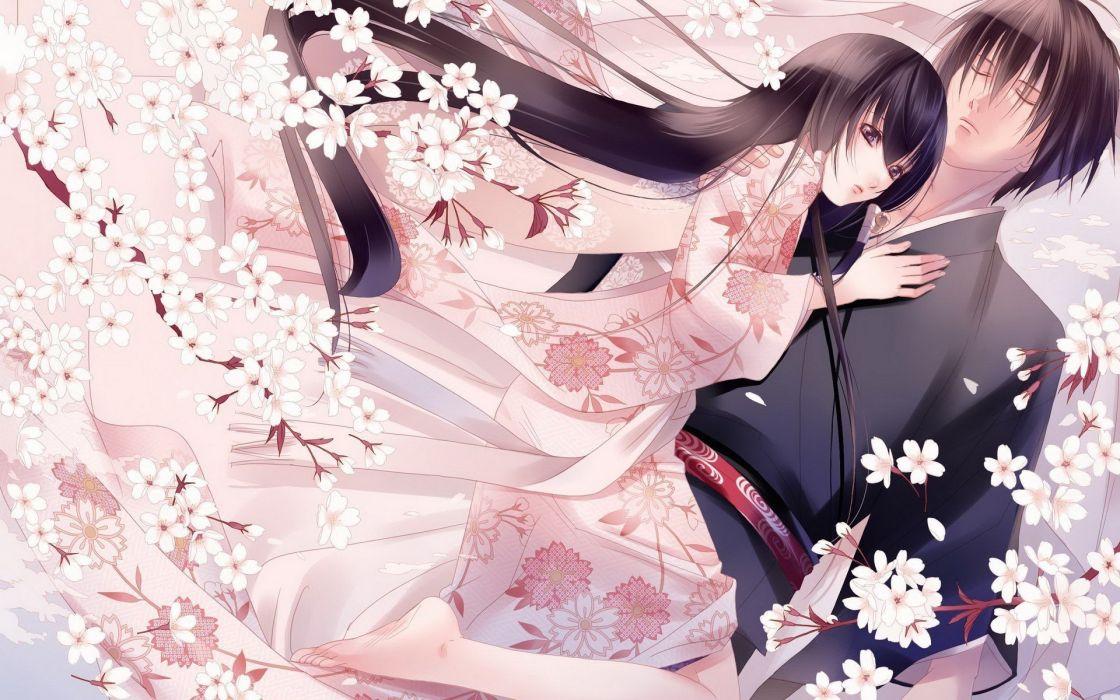 anime anime boys anime girls wallpaper