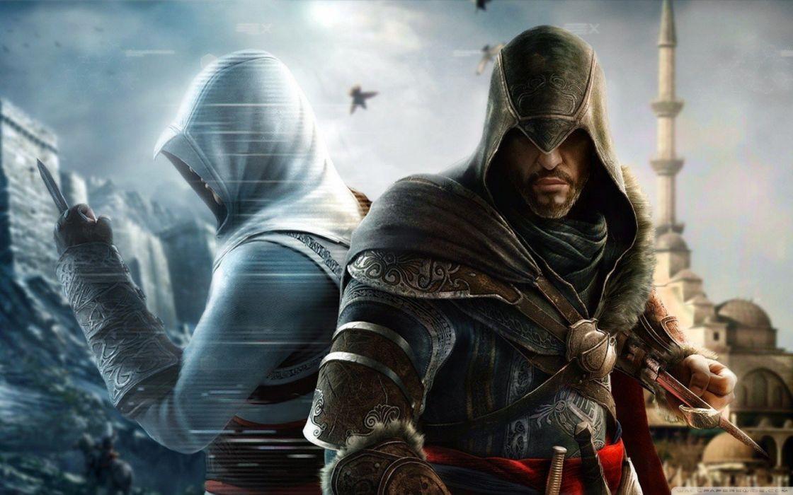 Assassins Creed Altair Ibn La Ahad Assassins Creed Revelations