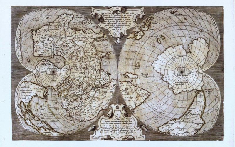 maps wallpaper