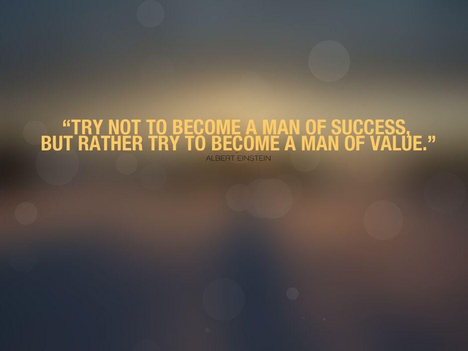 quotes Albert Einstein wallpaper