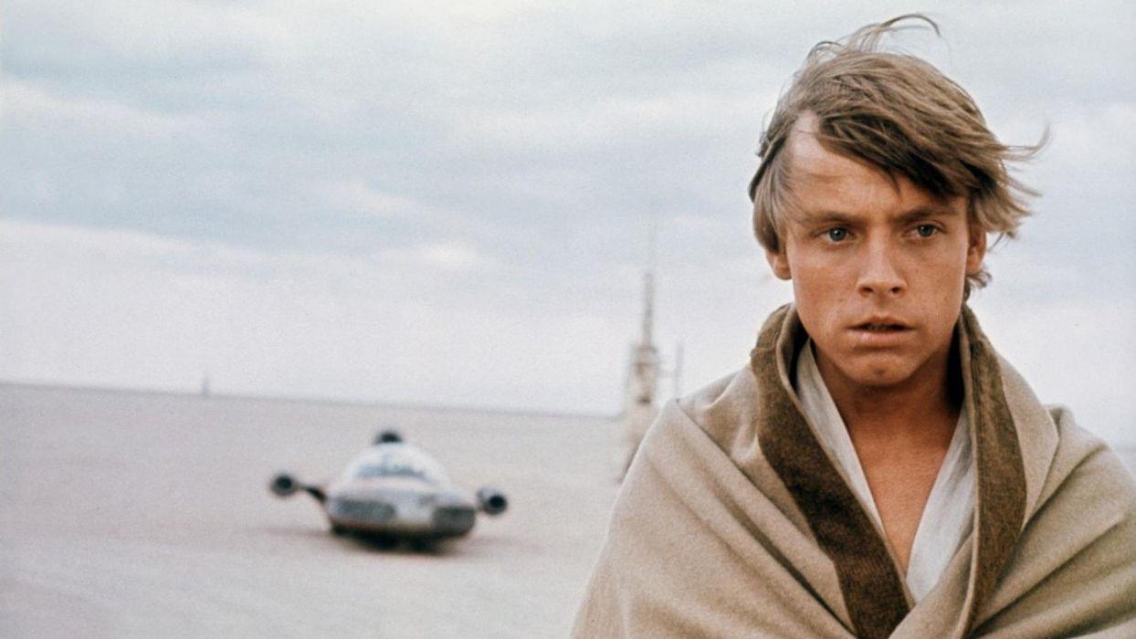 Star Wars Luke Skywalker Mark Hamill Wallpaper 1920x1080