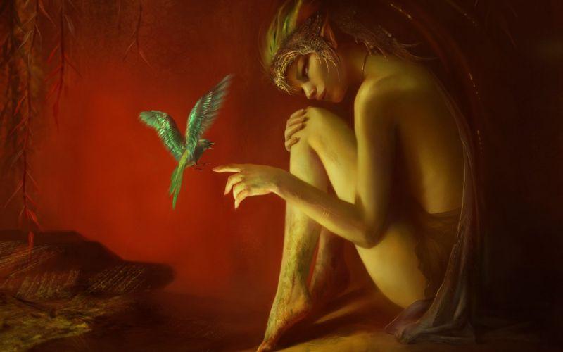 fantasy art Benita Winckler wallpaper