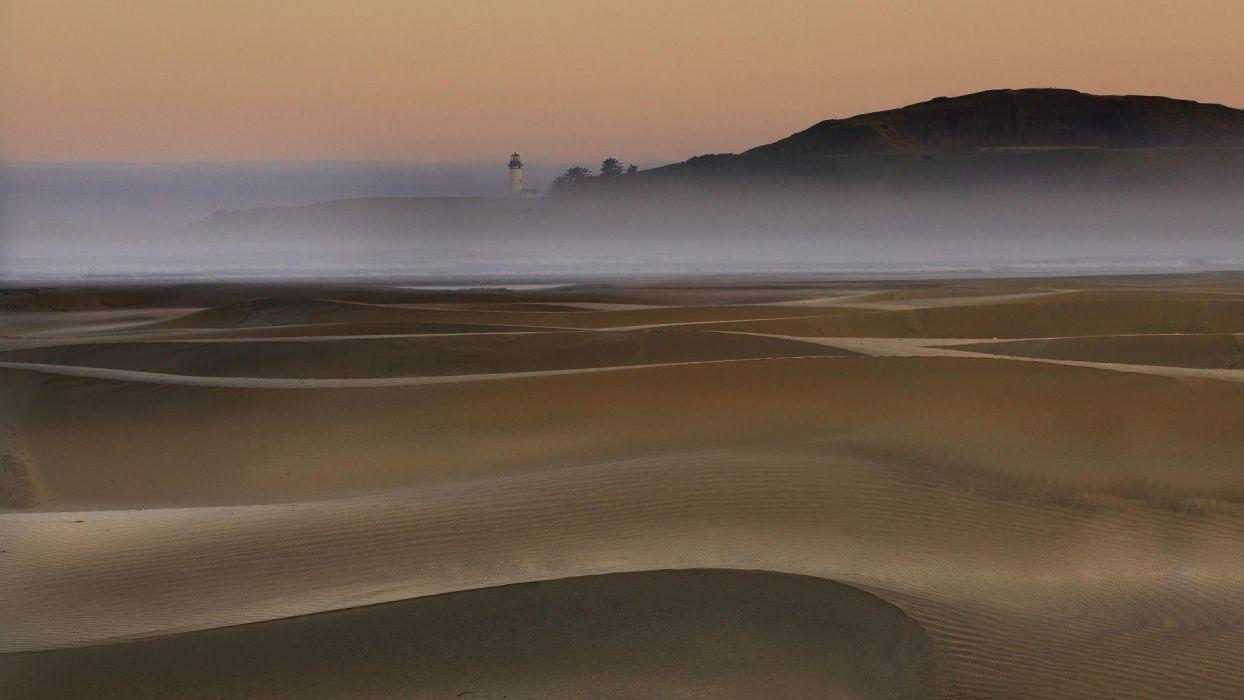 Oregon beaches wallpaper