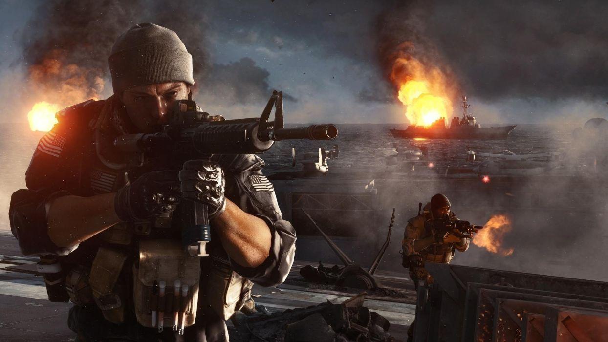 Battlefield dice EA Games aircraft carriers assault battleships Battlefield 4 Pac BF4 Irish BF4 wallpaper
