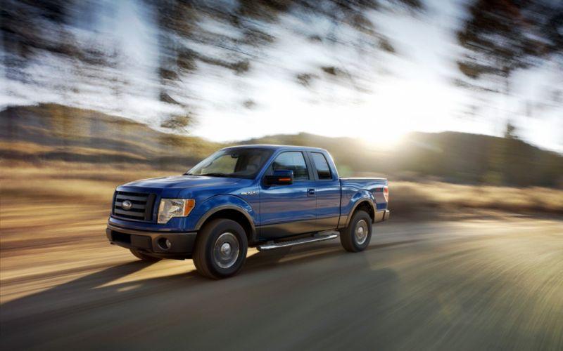 cars pickup trucks Ford F-150 Complex Magazine natural wallpaper