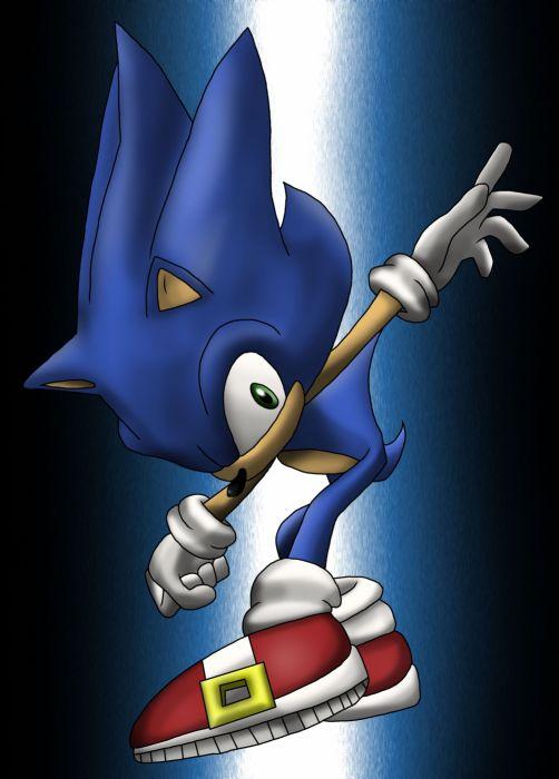 Sonic The Hedgehog Wallpaper 2550x3560 335646 Wallpaperup
