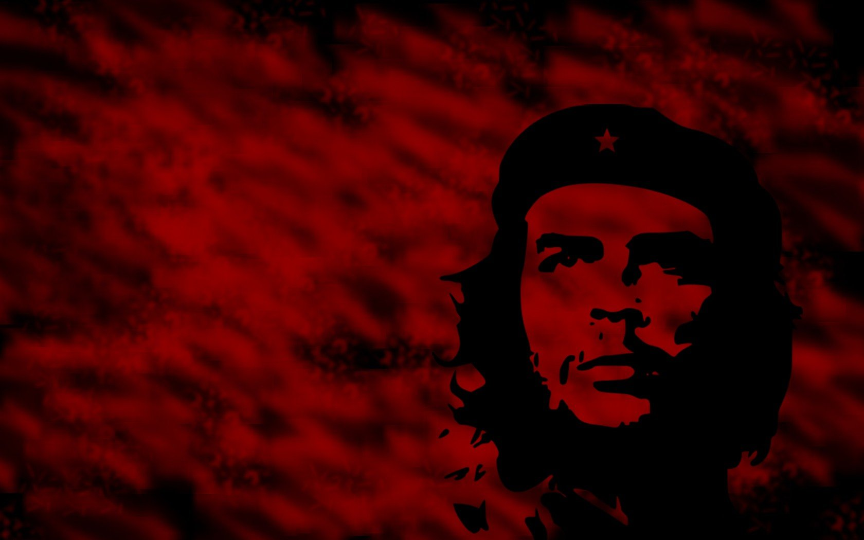 che guevara artwork wallpaper 1680x1050 335649