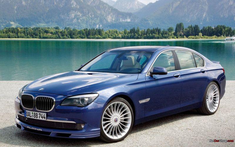 BMW cars turbo Alpina wallpaper