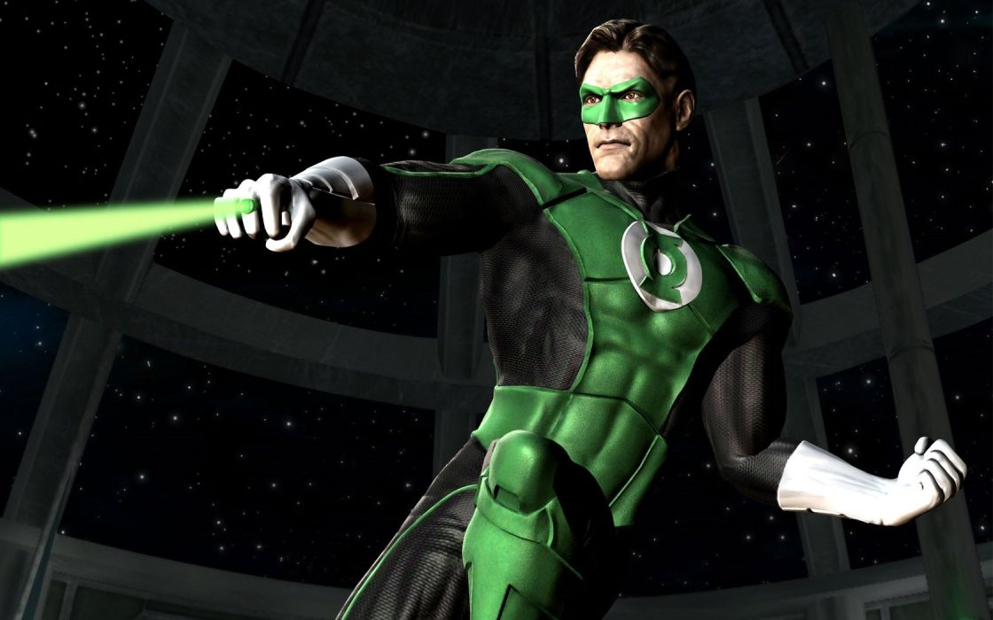 Green Lantern DC Comics comics wallpaper