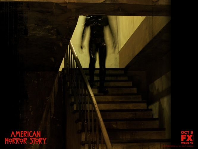 dark series American Horror Story wallpaper