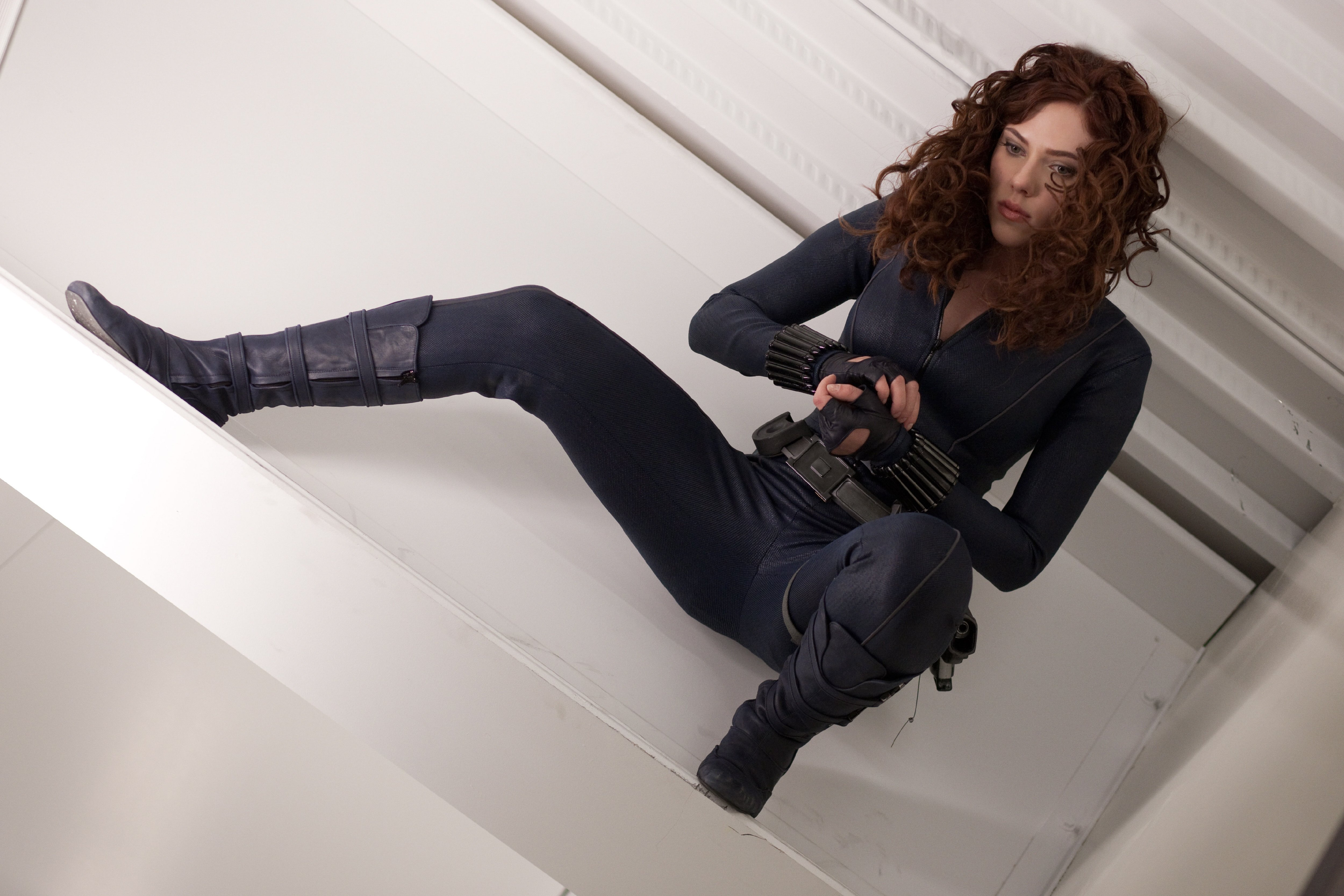 movies Black Widow Scarlett Johansson Iron Man Wallpapers HD