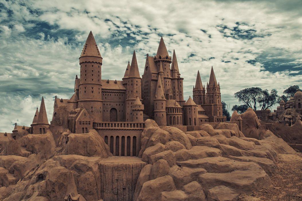 castle     f wallpaper