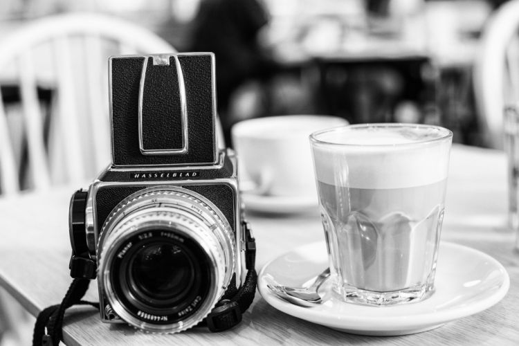 camera glass drink style wallpaper