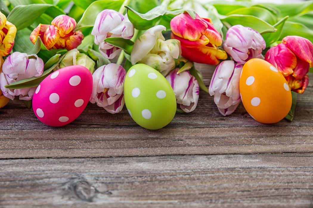 easter eggs    d wallpaper