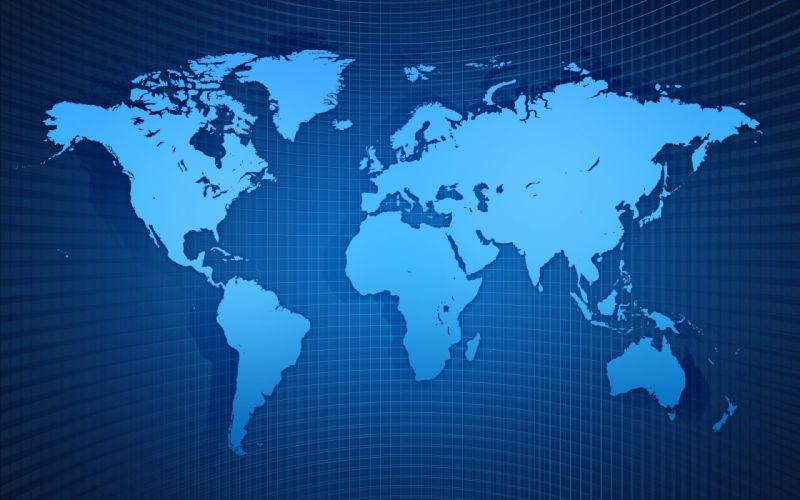 map world wallpaper