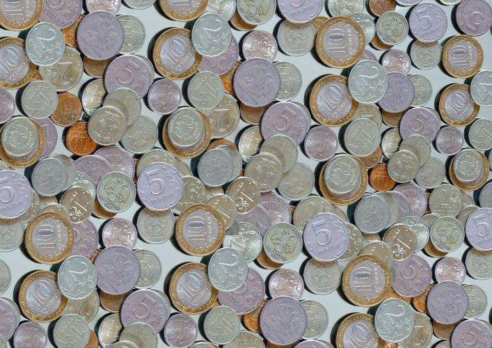 note bill money coins wallpaper
