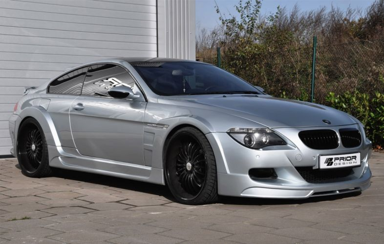 prior design bmw m6 tuning wallpaper