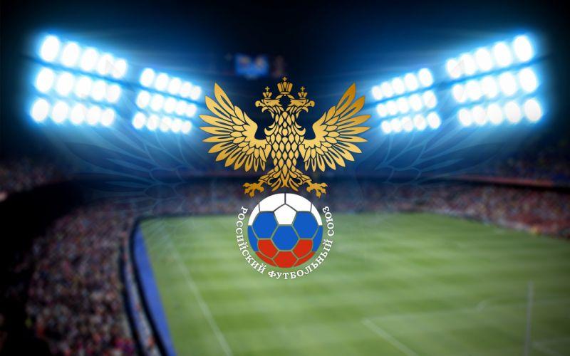 Russian Football Union RFU coat of arms stadium soccer wallpaper