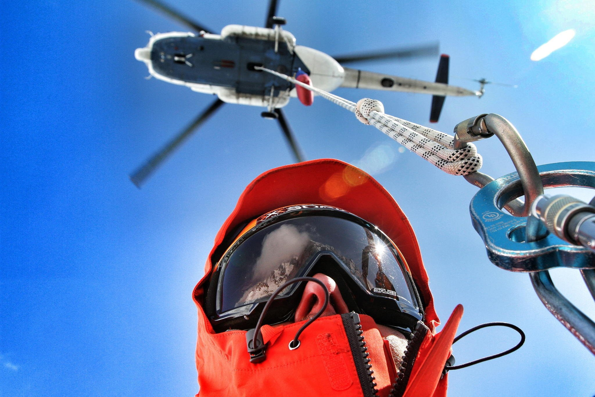 Sky helicopter lifeguard coast guard military emergency - Coast guard wallpaper ...