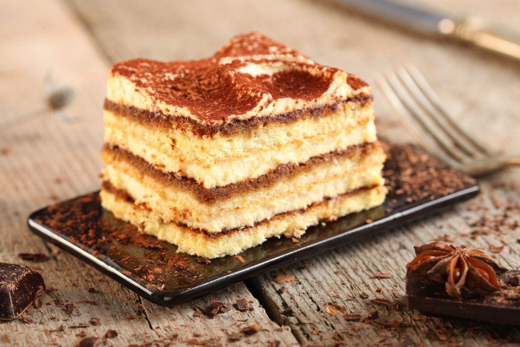 spices cream cake biscuit chocolate dessert wallpaper