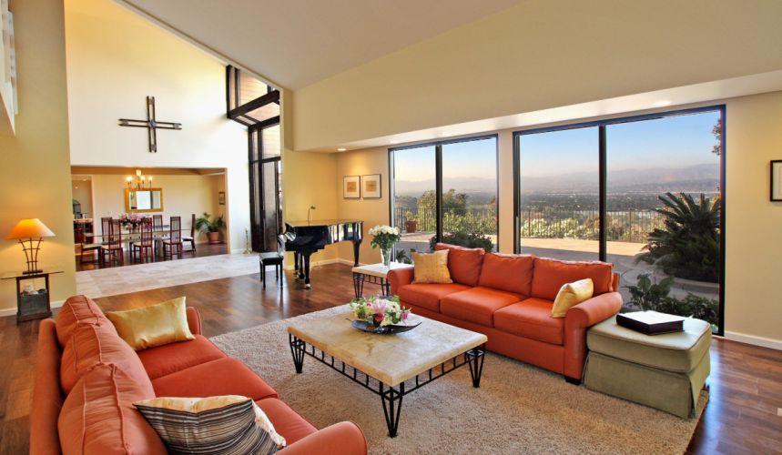 style design home interior villa room wallpaper