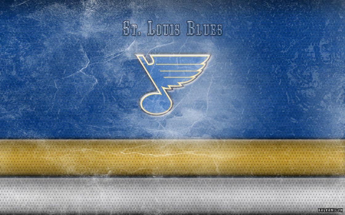 ST-LOUIS-BLUES hockey nhl louis blues