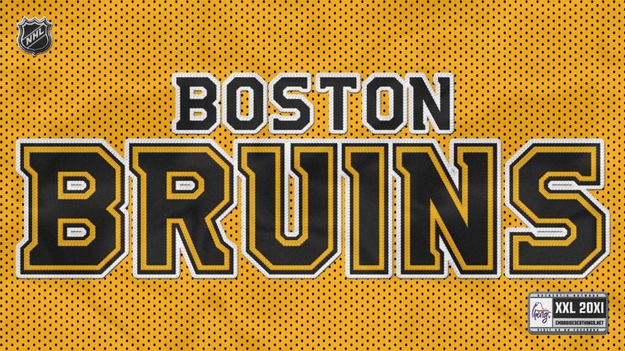 BOSTON BRUINS nhl hockey (42) wallpaper
