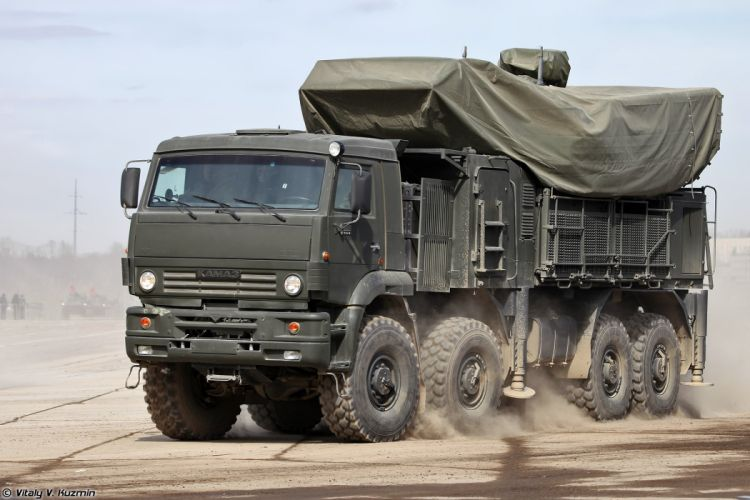 96K6 Pantsir-S1 TELAR truck April 9th rehearsal in Alabino of 2014 Victory Day Parade Russia military army russian wallpaper