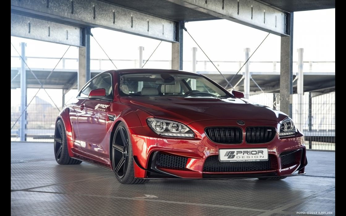 2014-Prior-Design-BMW-6-Series-Static-11-2560x1600 wallpaper