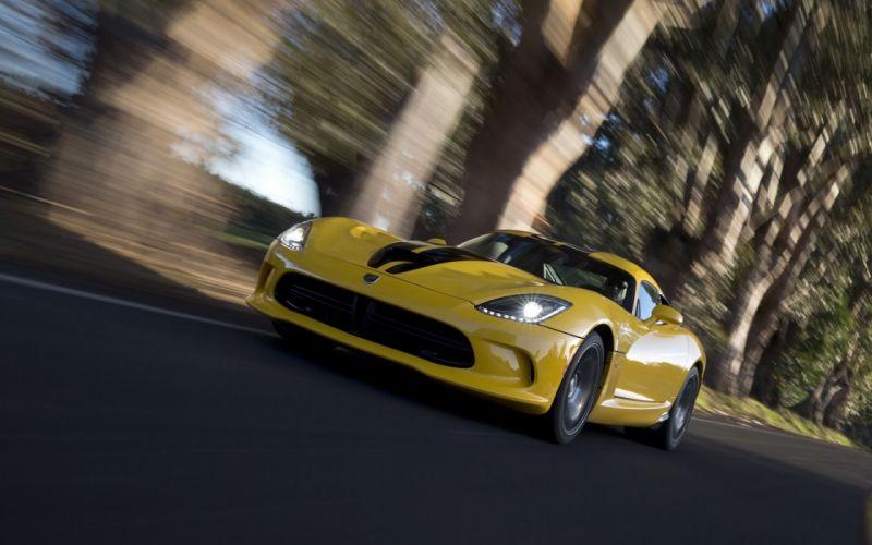 2014-SRT-Viper-Yellow-2-2560x1600 wallpaper