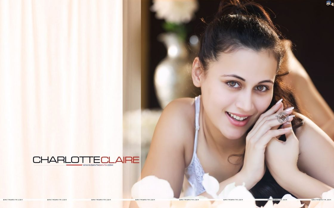 actress Claire celebrity Charlotte models wallpaper