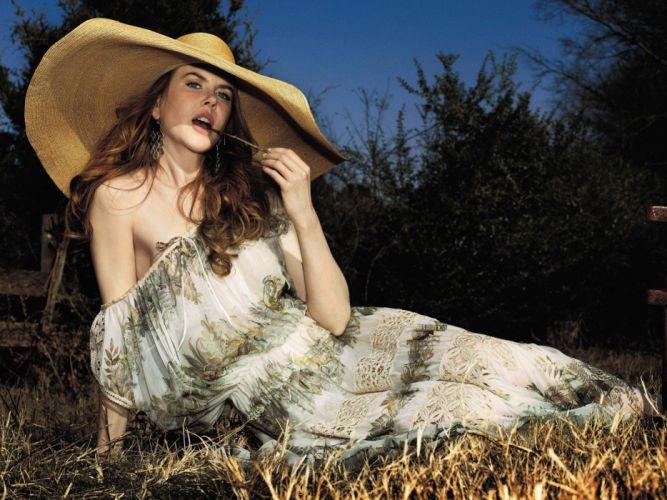 Nicole Kidman hats wallpaper