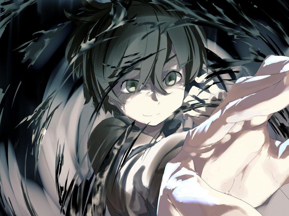 Black Eyes Short Hair Anime Boys Black Hair Wallpaper 1920x1440 337031 Wallpaperup