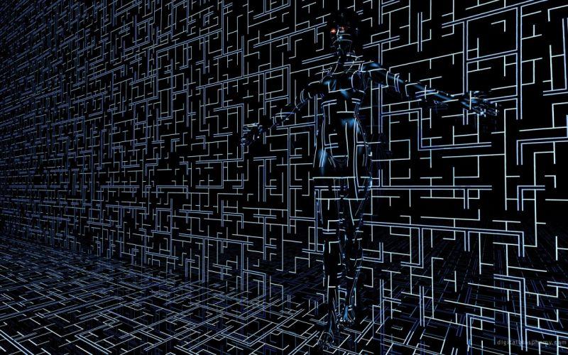 digital art wallpaper