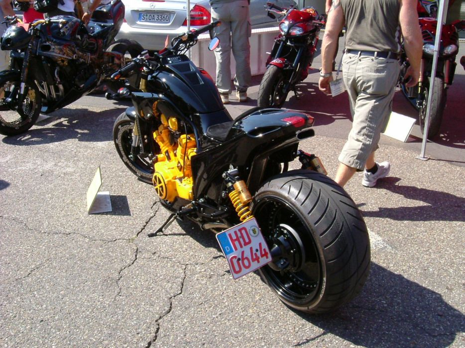 motorbikes Hockenheimring Nitrolympics wallpaper