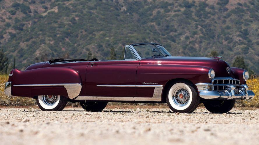 cars Cadillac classic cars wallpaper