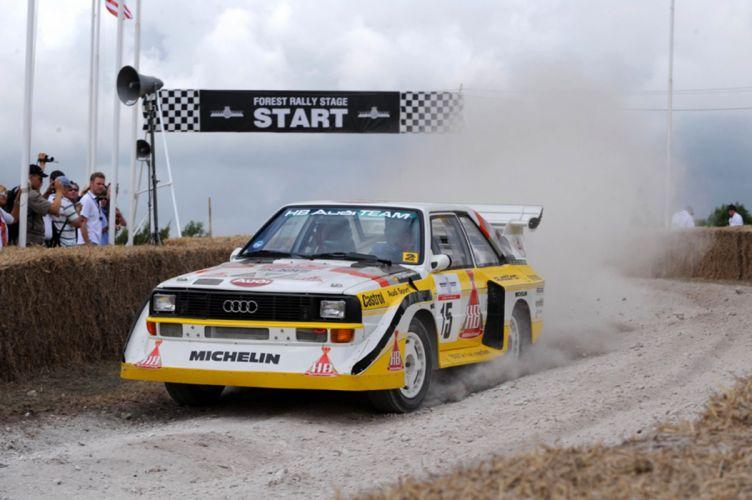 audi race racing quattro car classic gt rally germany wallpaper