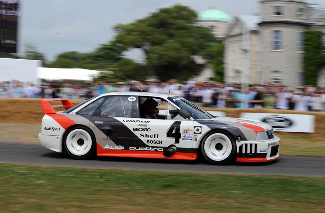 audi race racing quattro car classic gt germany wallpaper